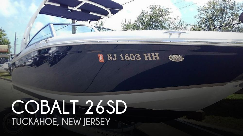Used Cobalt Boats For Sale by owner | 2014 Cobalt 26SD