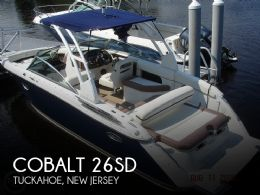 2014 Cobalt 26SD