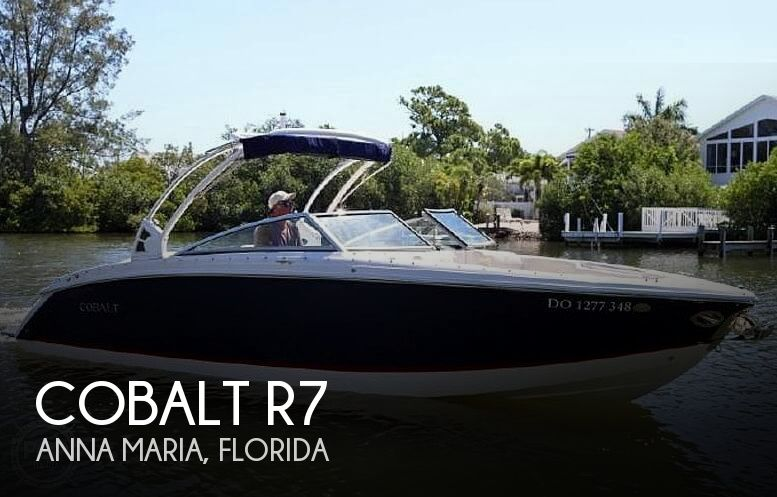 Used Cobalt Boats For Sale by owner | 2016 Cobalt R7