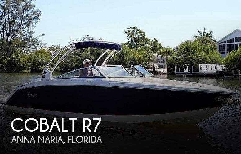 2016 Cobalt boat for sale, model of the boat is R7 & Image # 1 of 40