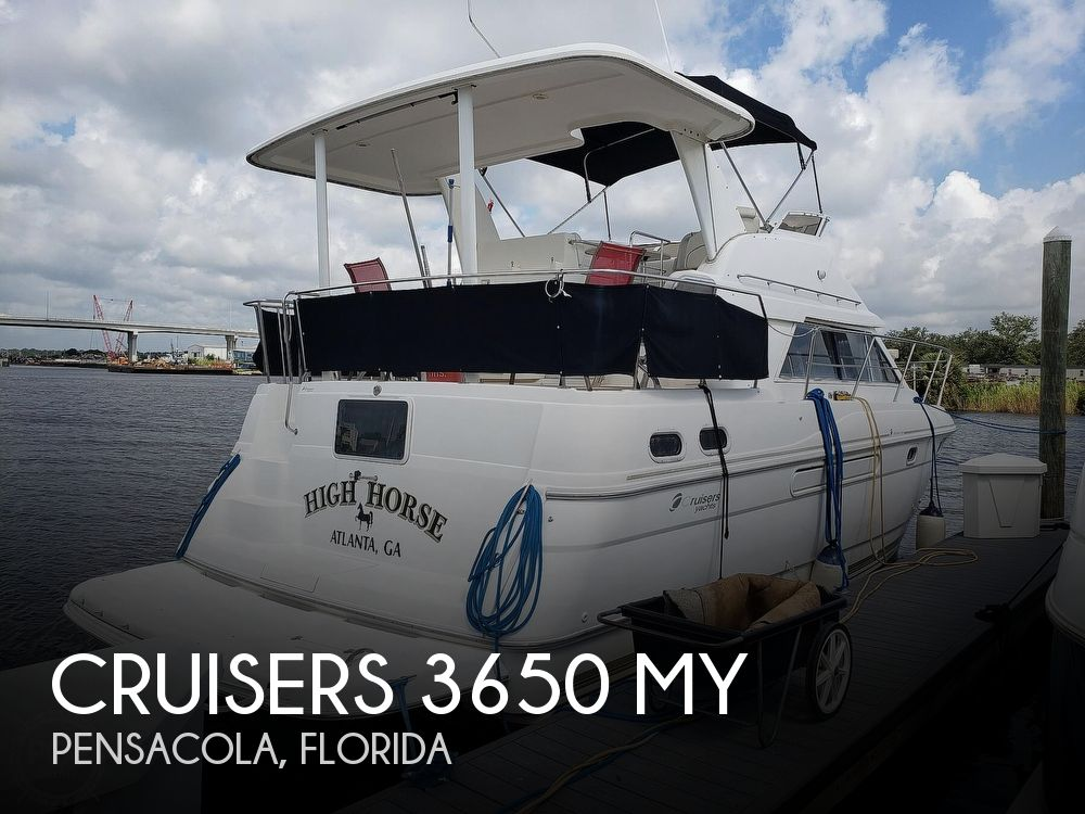 1998 CRUISERS YACHTS 3650 MY for sale