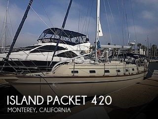 Used Boats For Sale in San Jose, California by owner | 2005 Island Packet 420