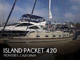 2005 Island Packet 420