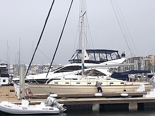 2005 Island Packet boat for sale, model of the boat is 420 & Image # 2 of 40