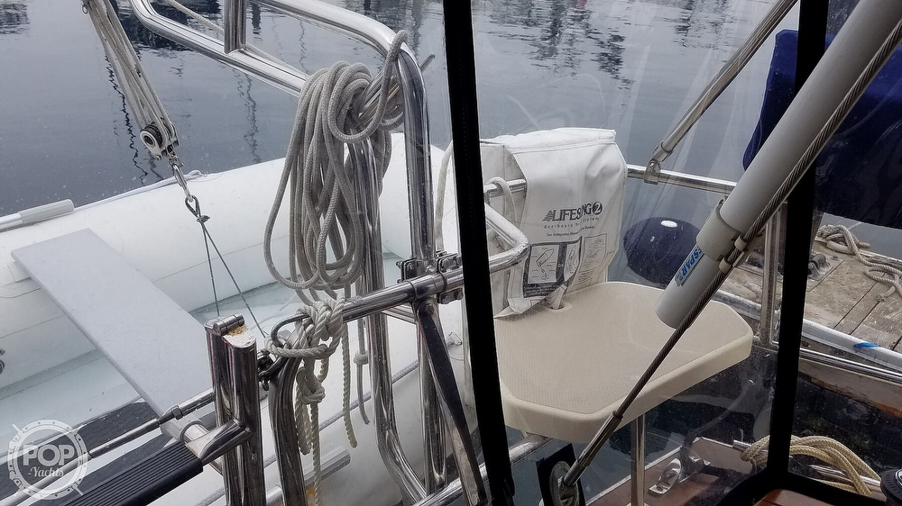 2005 Island Packet boat for sale, model of the boat is 420 & Image # 27 of 40