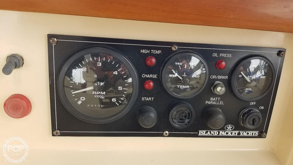 2005 Island Packet boat for sale, model of the boat is 420 & Image # 35 of 40