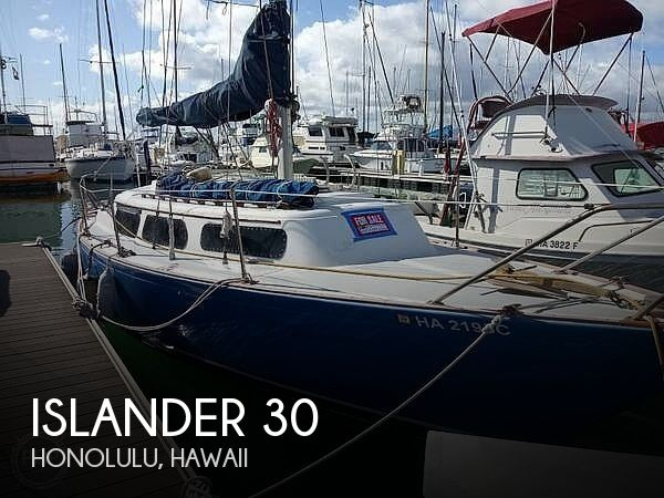 Used Islander Boats For Sale by owner | 1973 Islander 30