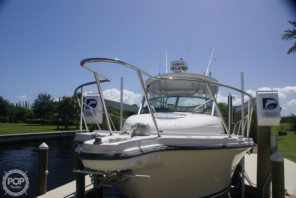 2000 Trophy boat for sale, model of the boat is 2802 DX/LX & Image # 11 of 40