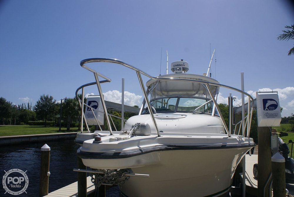 2000 Trophy boat for sale, model of the boat is 2802 DX/LX & Image # 21 of 40