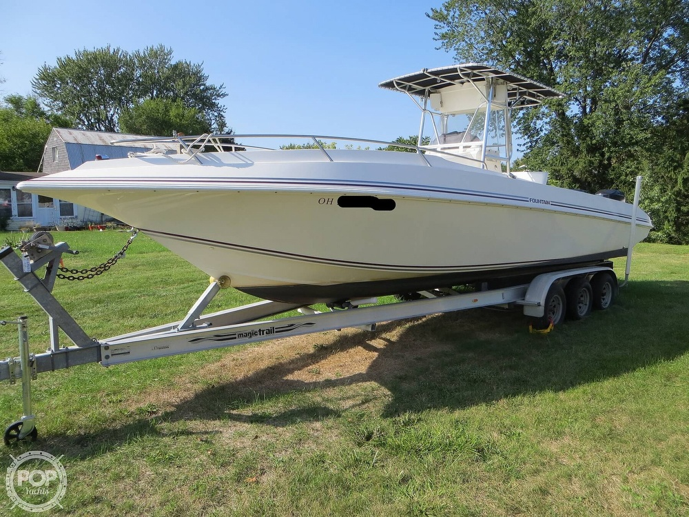 1996 Fountain boat for sale, model of the boat is 31 Center Console & Image # 2 of 40
