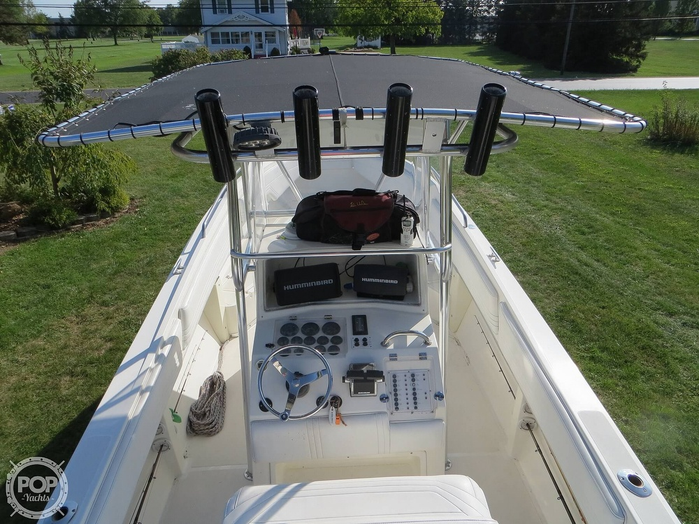 1996 Fountain boat for sale, model of the boat is 31 Center Console & Image # 4 of 40
