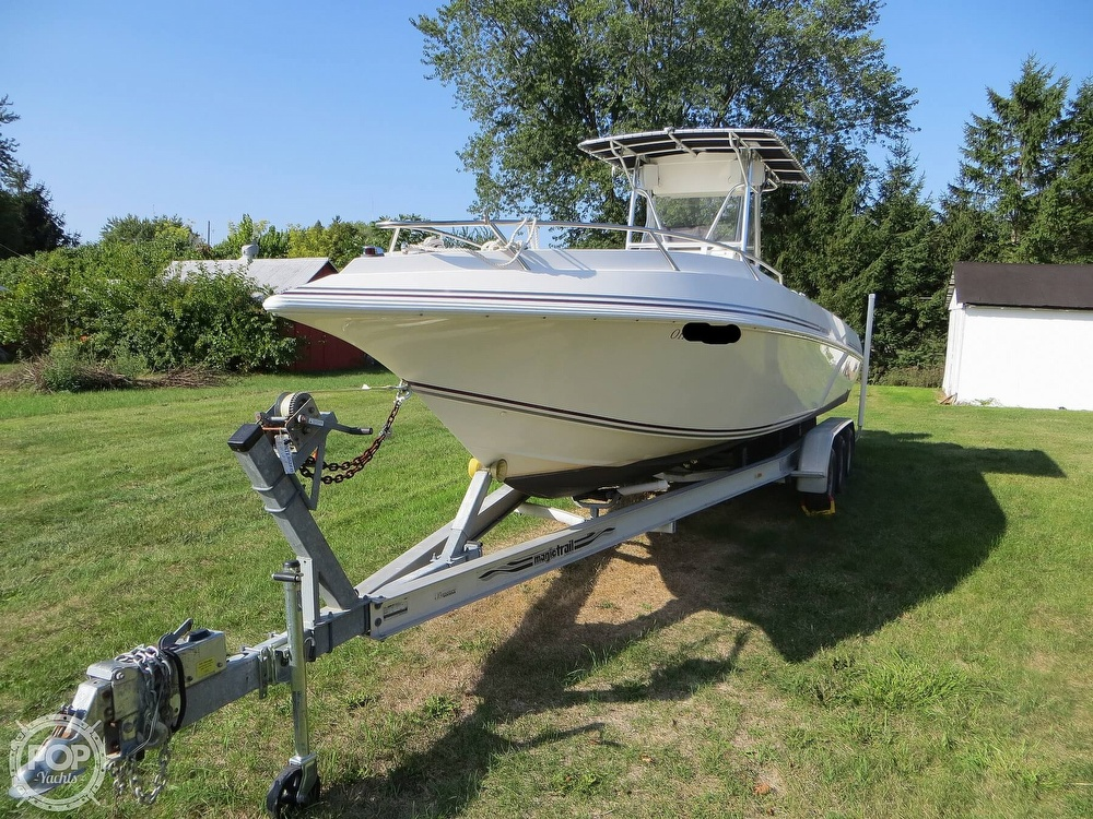 1996 Fountain boat for sale, model of the boat is 31 Center Console & Image # 19 of 40