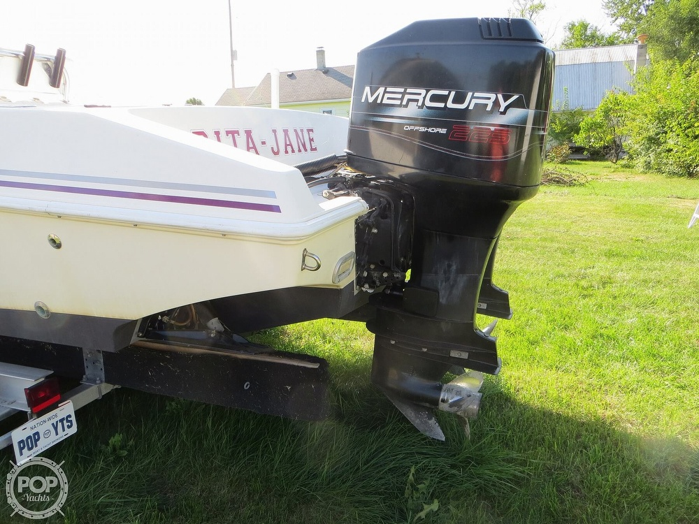 1996 Fountain boat for sale, model of the boat is 31 Center Console & Image # 24 of 40