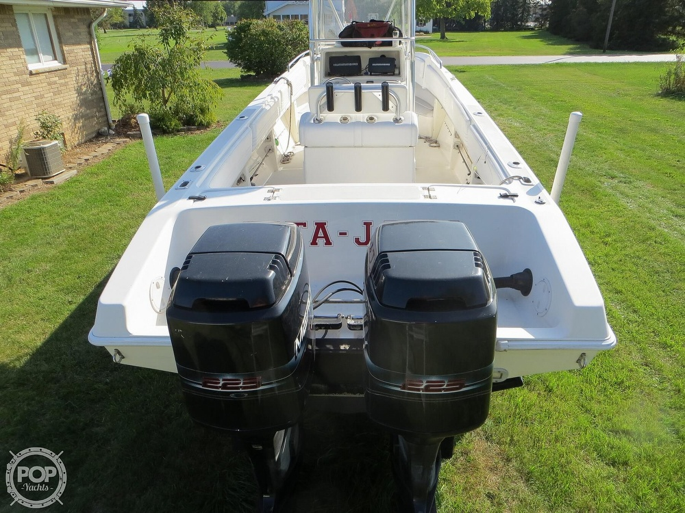 1996 Fountain boat for sale, model of the boat is 31 Center Console & Image # 34 of 40