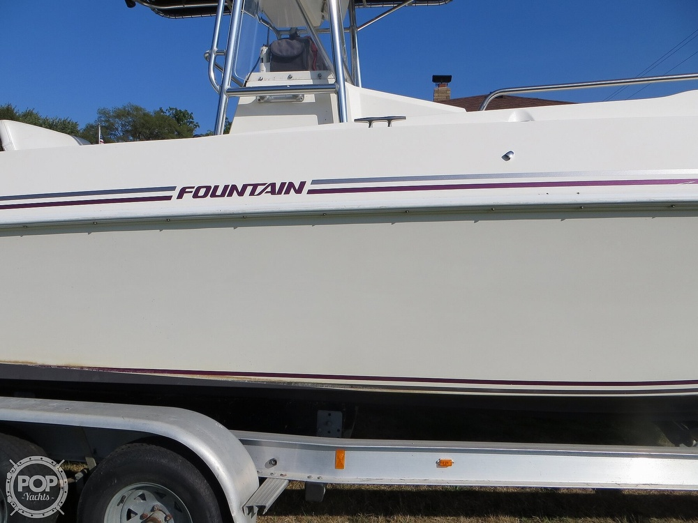 1996 Fountain boat for sale, model of the boat is 31 Center Console & Image # 40 of 40