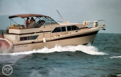 1982 Chris-Craft Catalina 381 - #1