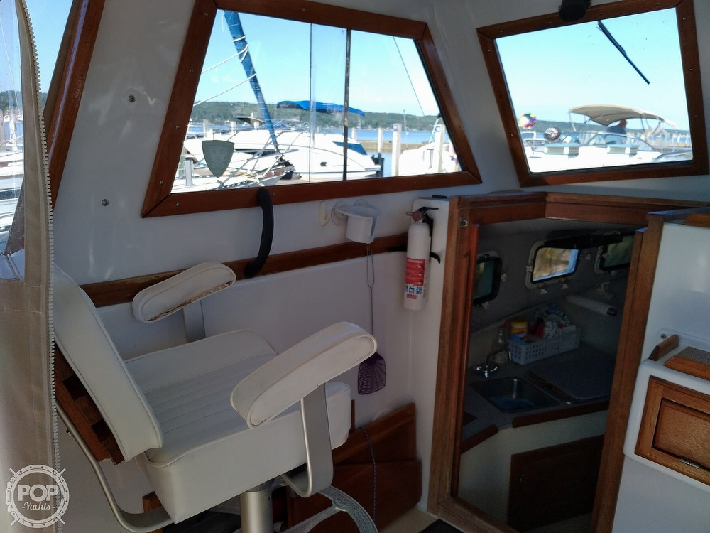 1987 Albin Yachts boat for sale, model of the boat is 27 SC & Image # 37 of 40