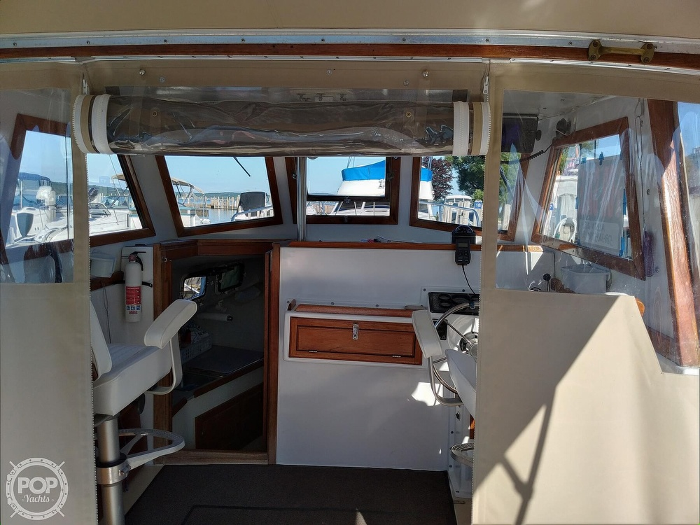 1987 Albin Yachts boat for sale, model of the boat is 27 SC & Image # 3 of 40