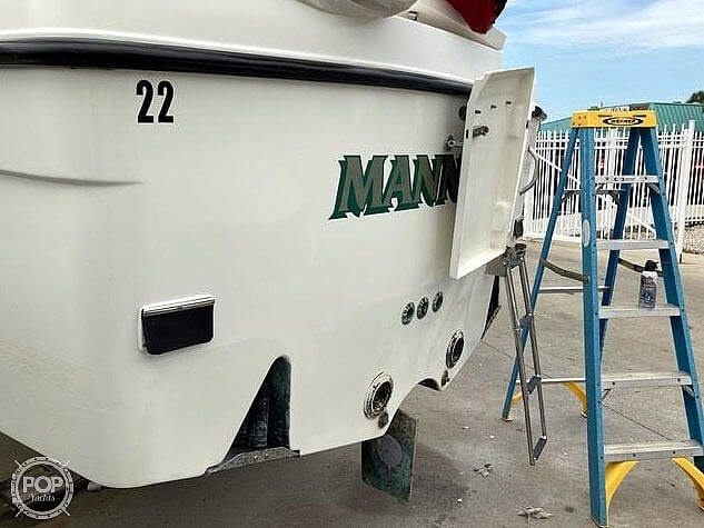 2001 Shamrock boat for sale, model of the boat is 270 Open & Image # 5 of 40