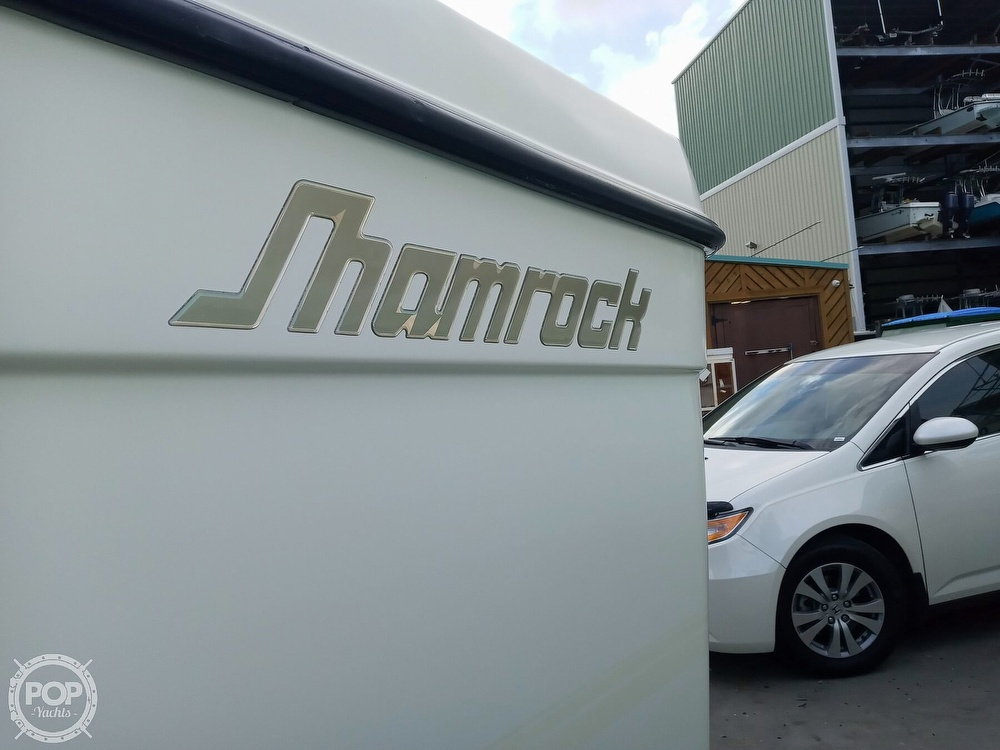 2001 Shamrock boat for sale, model of the boat is 270 Open & Image # 30 of 40