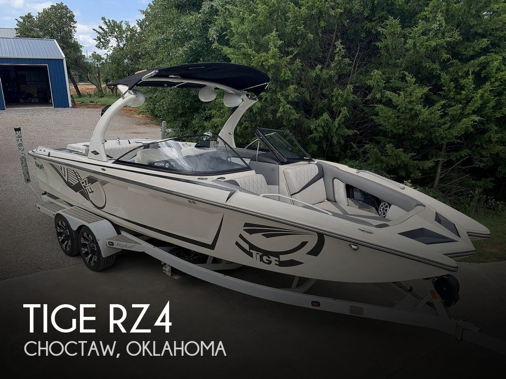 2013 TIGE RZ4 for sale