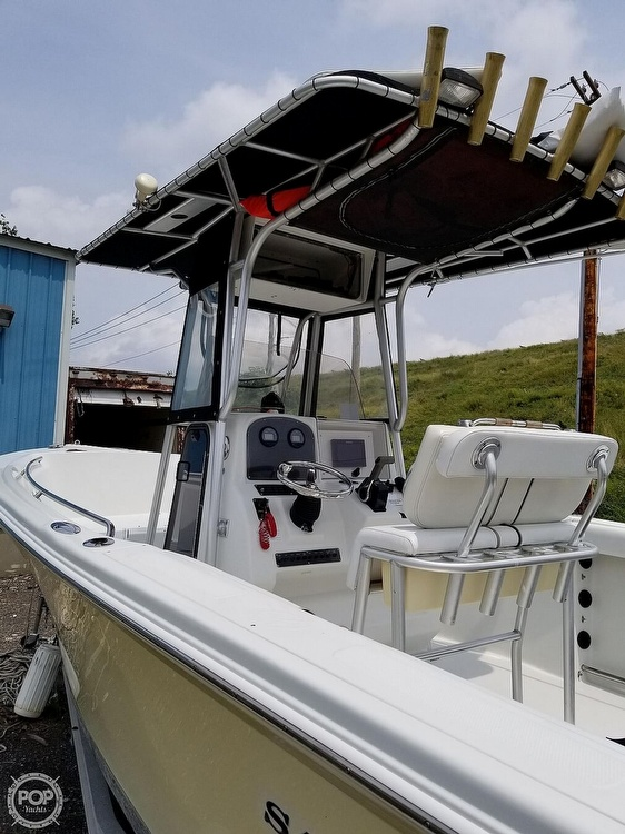 2003 Sailfish boat for sale, model of the boat is 236 & Image # 5 of 40