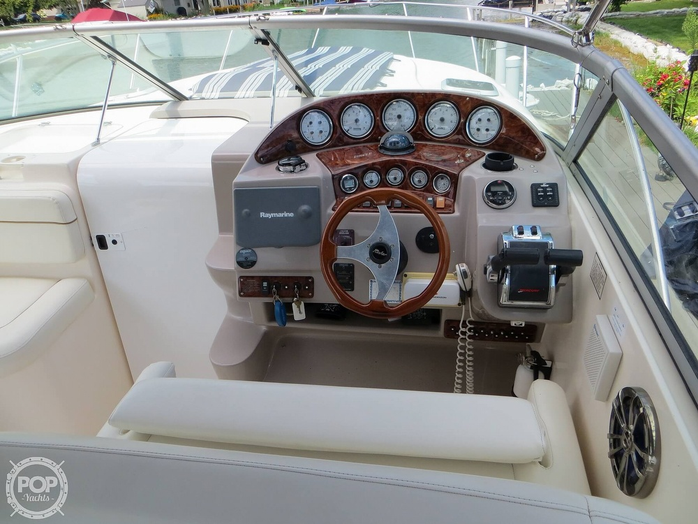 2003 Rinker boat for sale, model of the boat is 312 Fiesta Vee & Image # 5 of 40