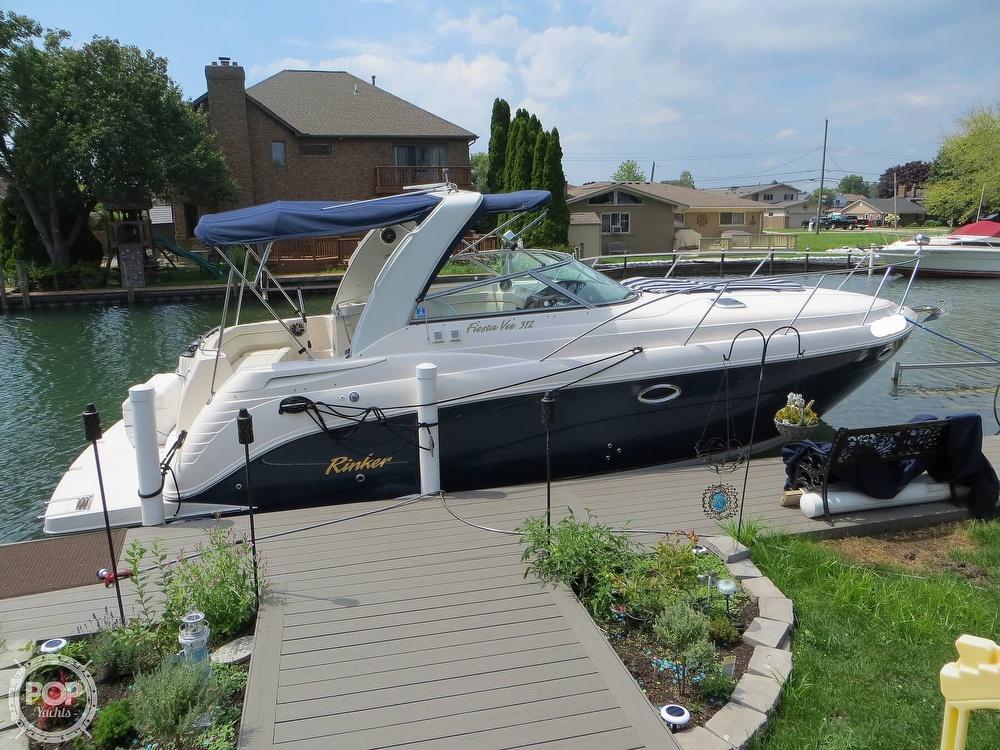 2003 Rinker boat for sale, model of the boat is 312 Fiesta Vee & Image # 15 of 40