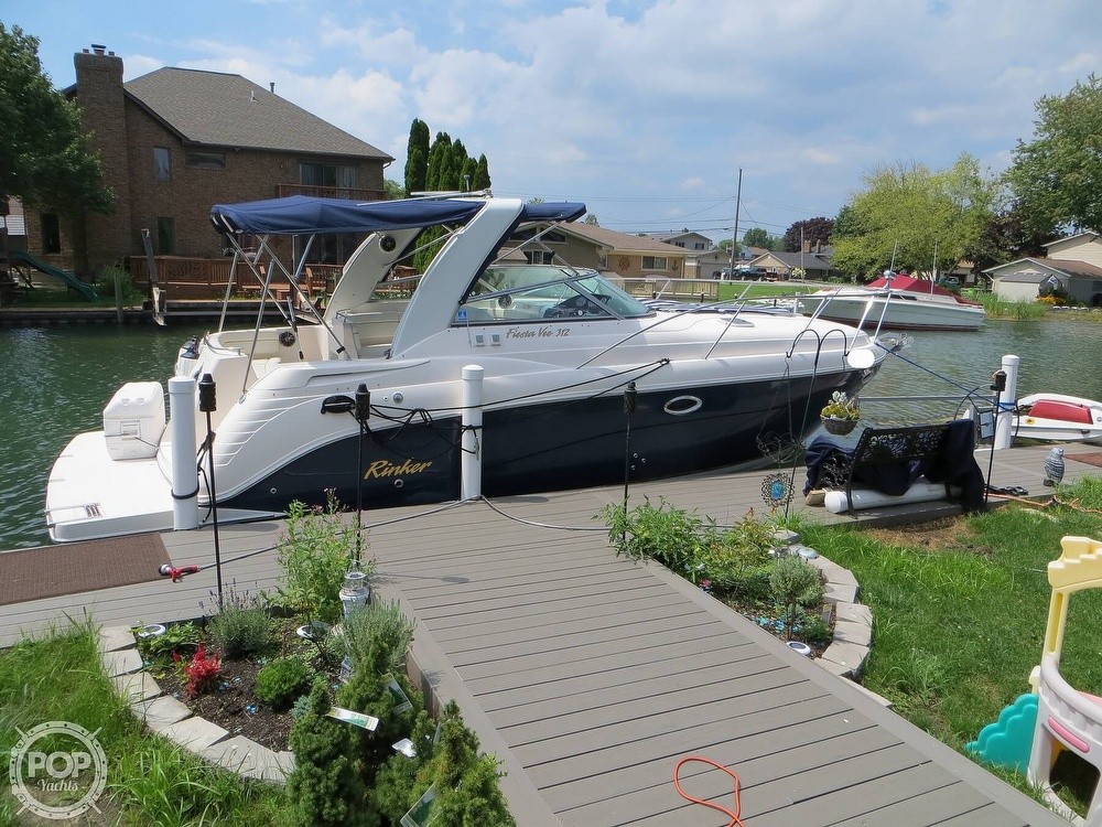 2003 Rinker boat for sale, model of the boat is 312 Fiesta Vee & Image # 16 of 40