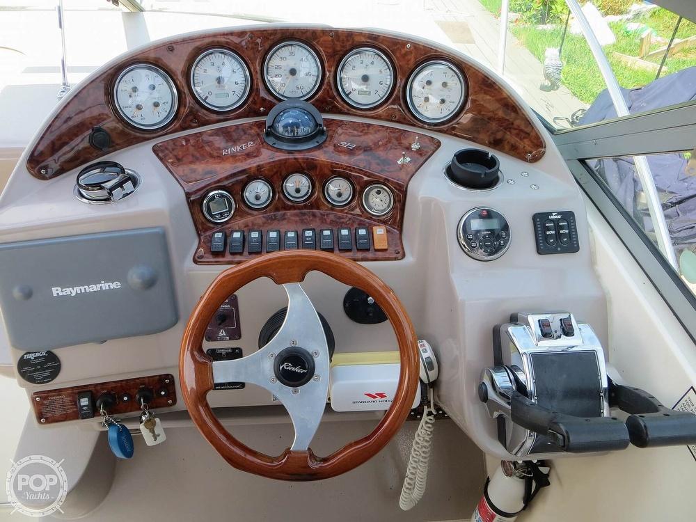 2003 Rinker boat for sale, model of the boat is 312 Fiesta Vee & Image # 27 of 40