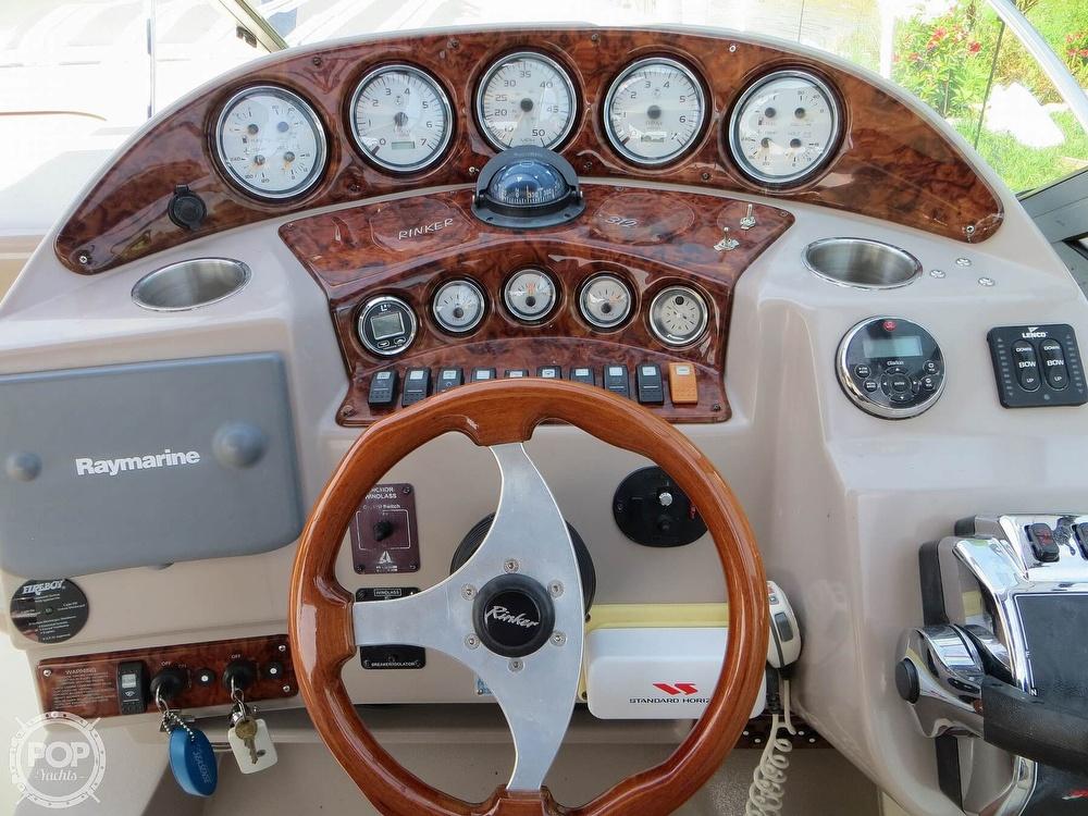 2003 Rinker boat for sale, model of the boat is 312 Fiesta Vee & Image # 28 of 40