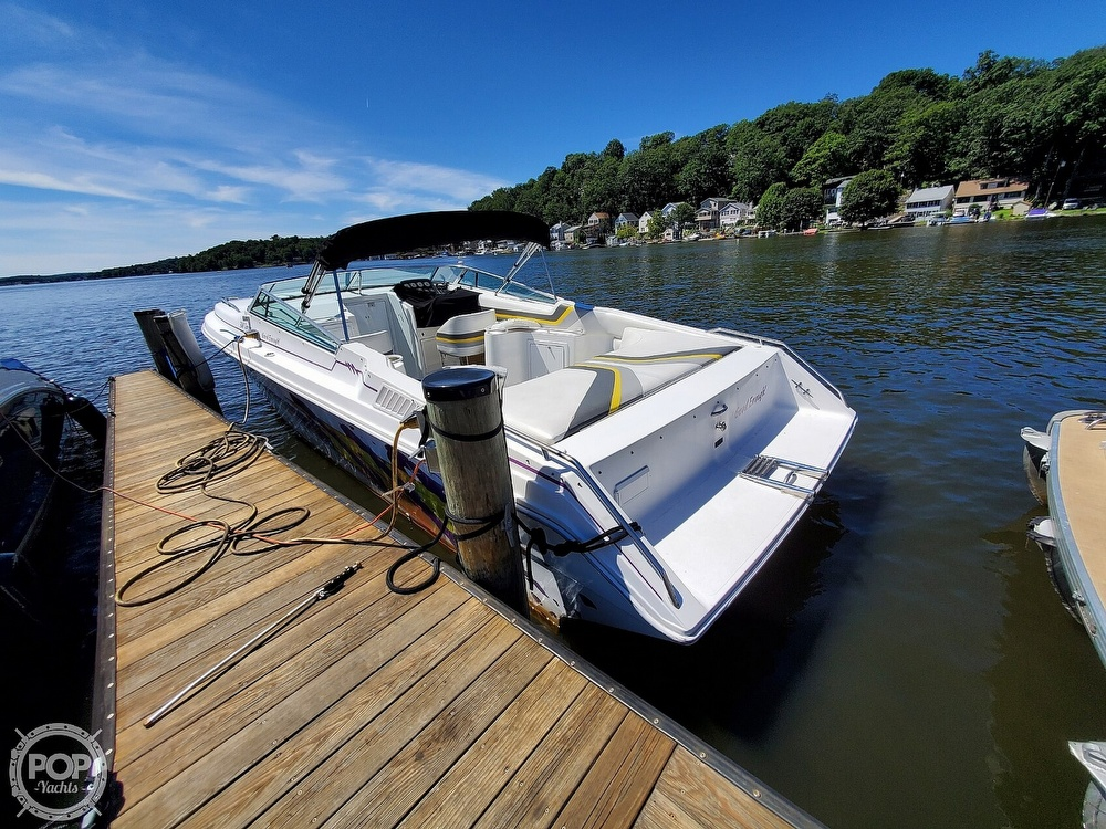 1996 Baha Cruisers boat for sale, model of the boat is Mach 1 340 Targa & Image # 11 of 40
