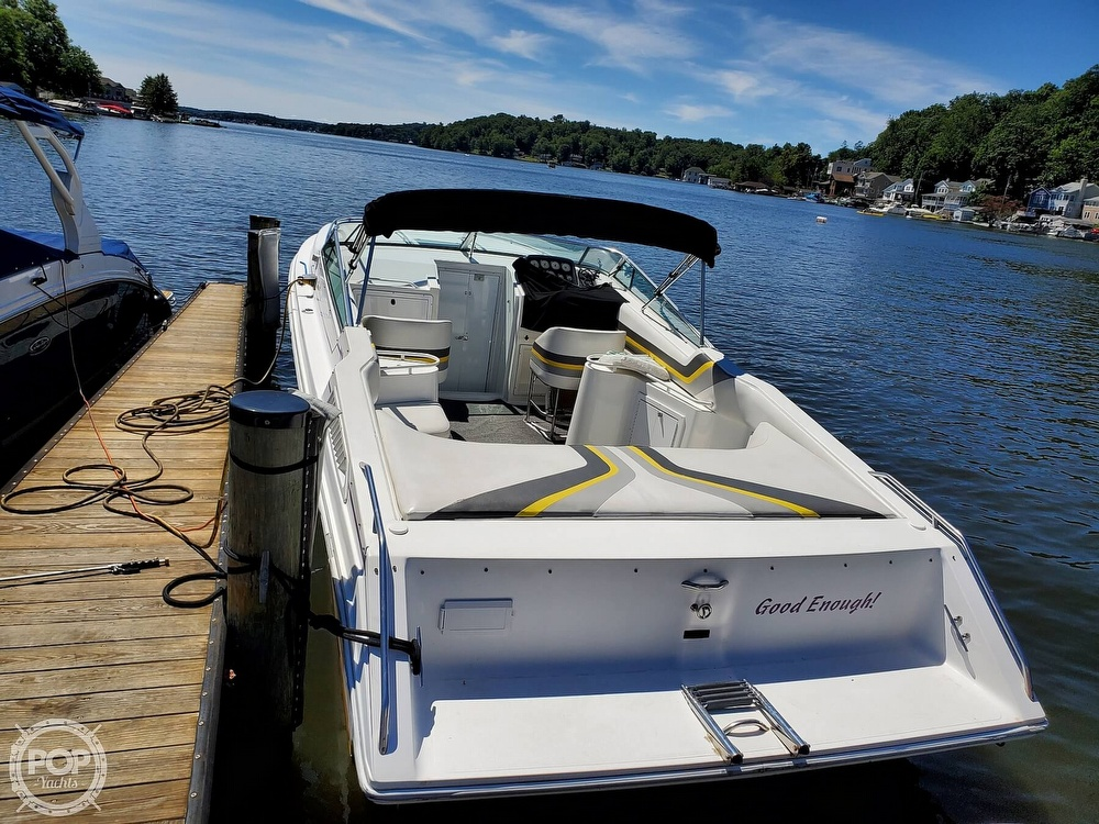 1996 Baha Cruisers boat for sale, model of the boat is Mach 1 340 Targa & Image # 9 of 40