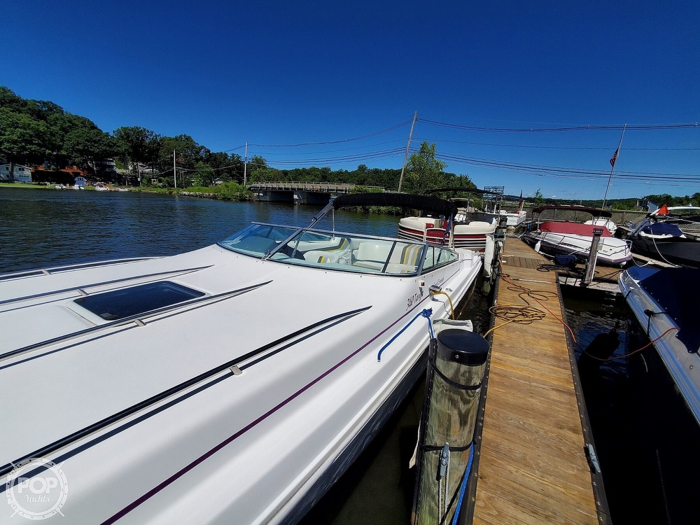 1996 Baha Cruisers boat for sale, model of the boat is Mach 1 340 Targa & Image # 12 of 40