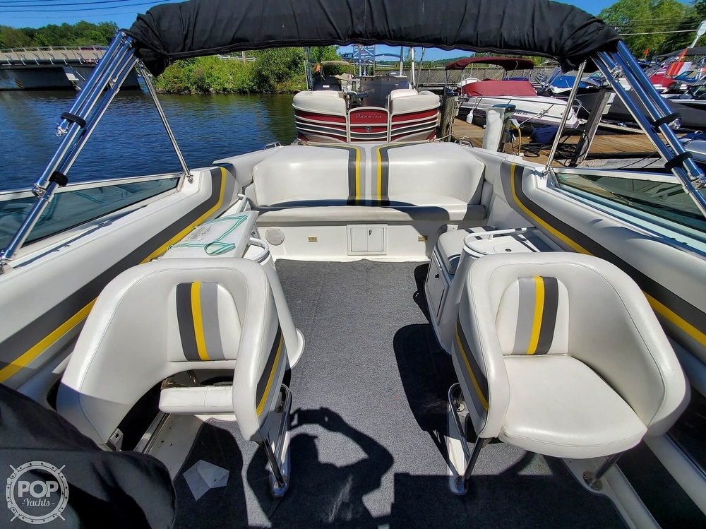 1996 Baha Cruisers boat for sale, model of the boat is Mach 1 340 Targa & Image # 13 of 40
