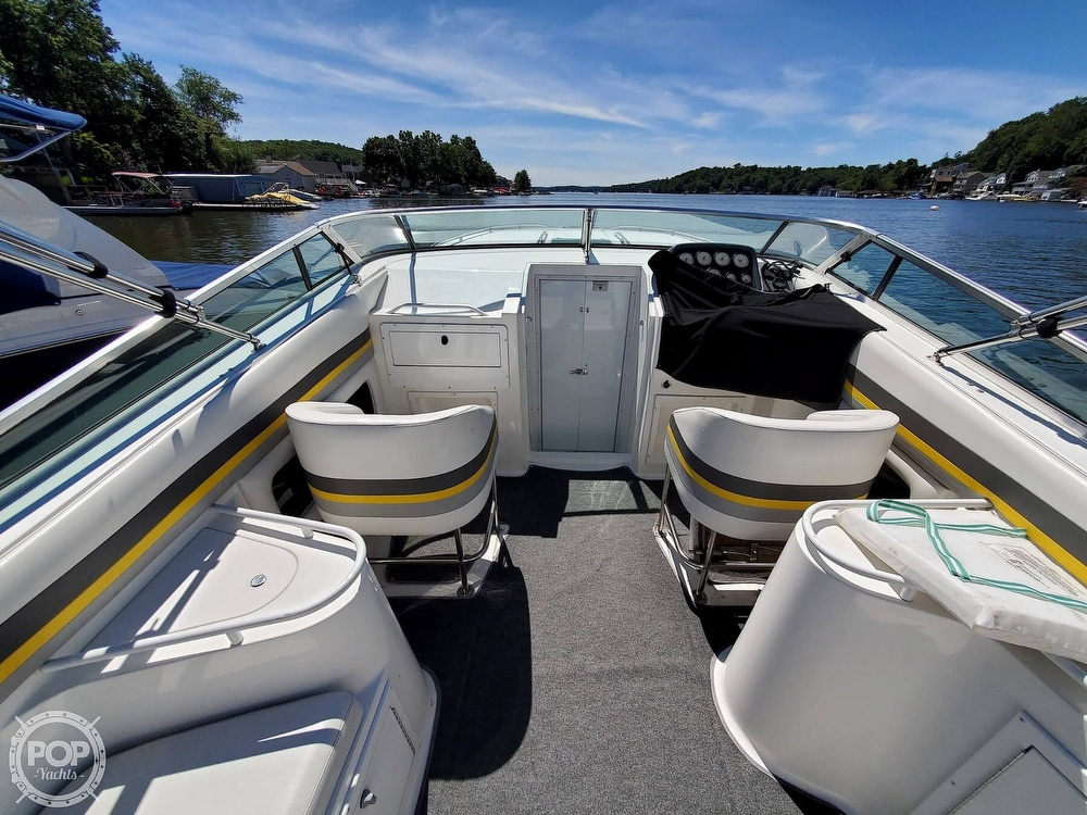 1996 Baha Cruisers boat for sale, model of the boat is Mach 1 340 Targa & Image # 4 of 40