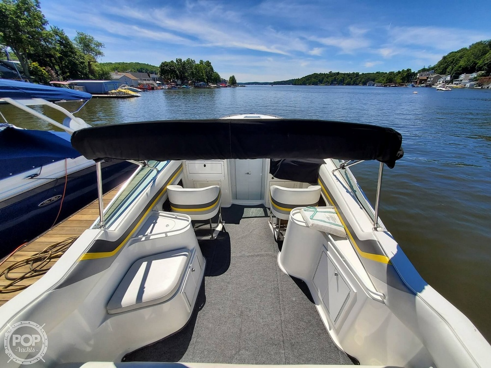 1996 Baha Cruisers boat for sale, model of the boat is Mach 1 340 Targa & Image # 14 of 40