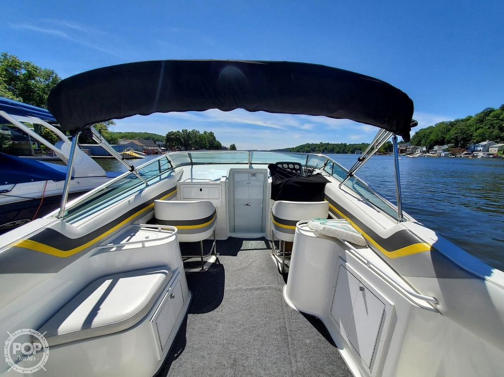 1996 Baha Cruisers boat for sale, model of the boat is Mach 1 340 Targa & Image # 15 of 40