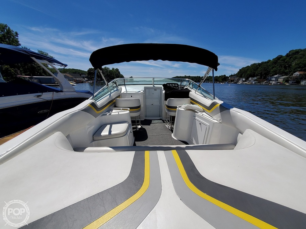 1996 Baha Cruisers boat for sale, model of the boat is Mach 1 340 Targa & Image # 16 of 40