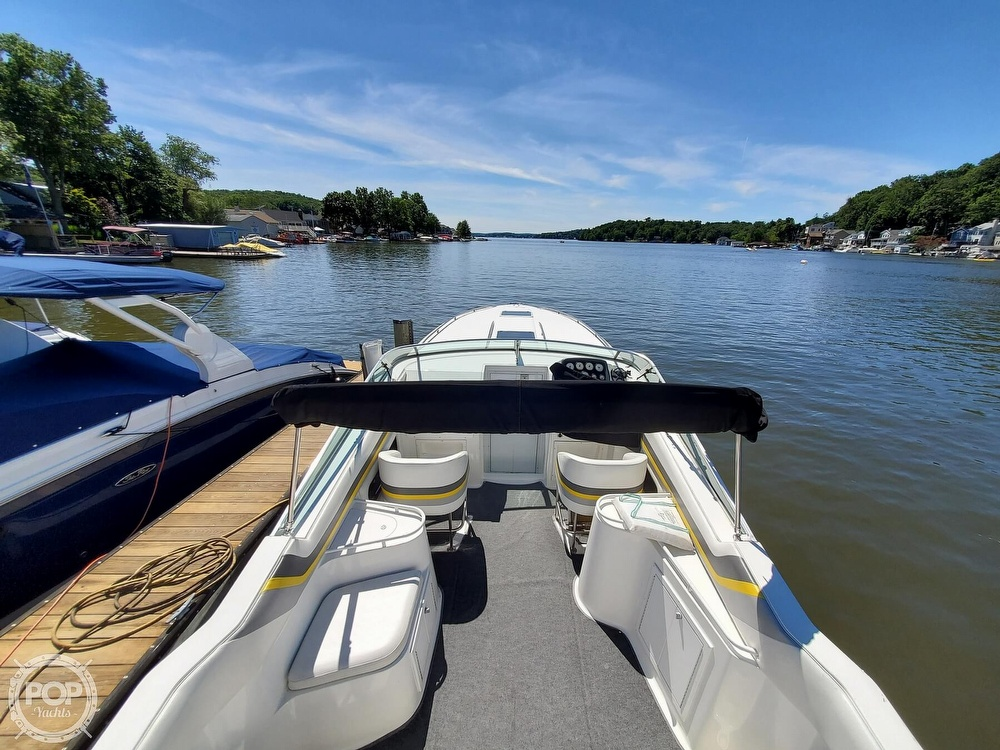 1996 Baha Cruisers boat for sale, model of the boat is Mach 1 340 Targa & Image # 19 of 40
