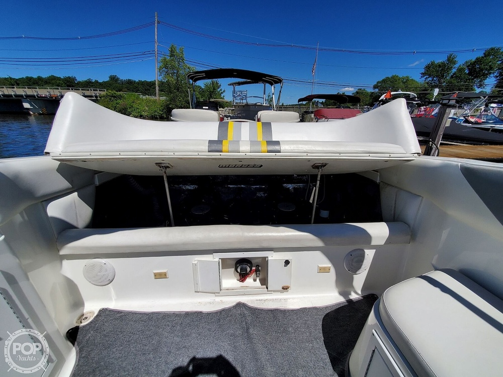1996 Baha Cruisers boat for sale, model of the boat is Mach 1 340 Targa & Image # 20 of 40