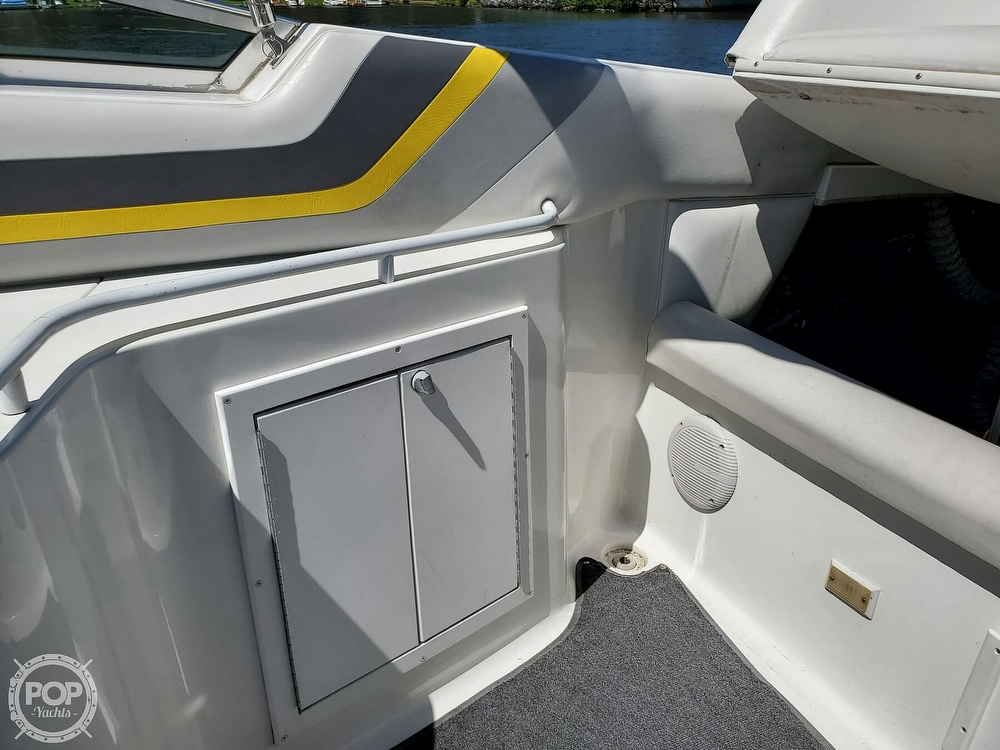1996 Baha Cruisers boat for sale, model of the boat is Mach 1 340 Targa & Image # 37 of 40