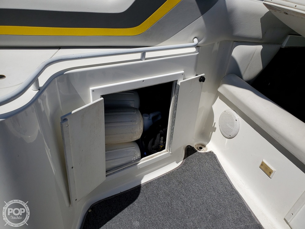 1996 Baha Cruisers boat for sale, model of the boat is Mach 1 340 Targa & Image # 38 of 40