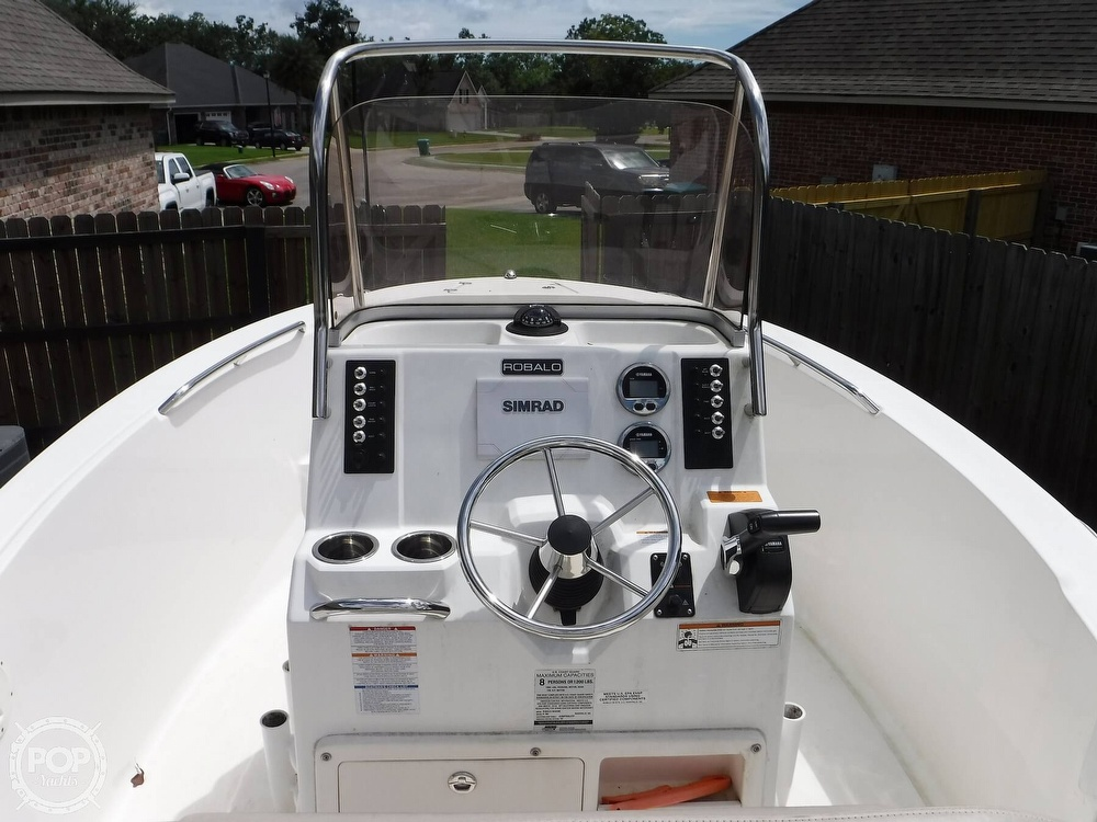2018 Robalo boat for sale, model of the boat is R180 & Image # 5 of 40