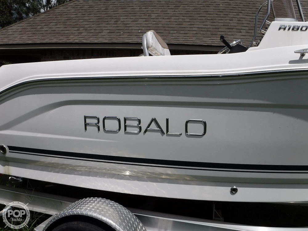 2018 Robalo boat for sale, model of the boat is R180 & Image # 17 of 40