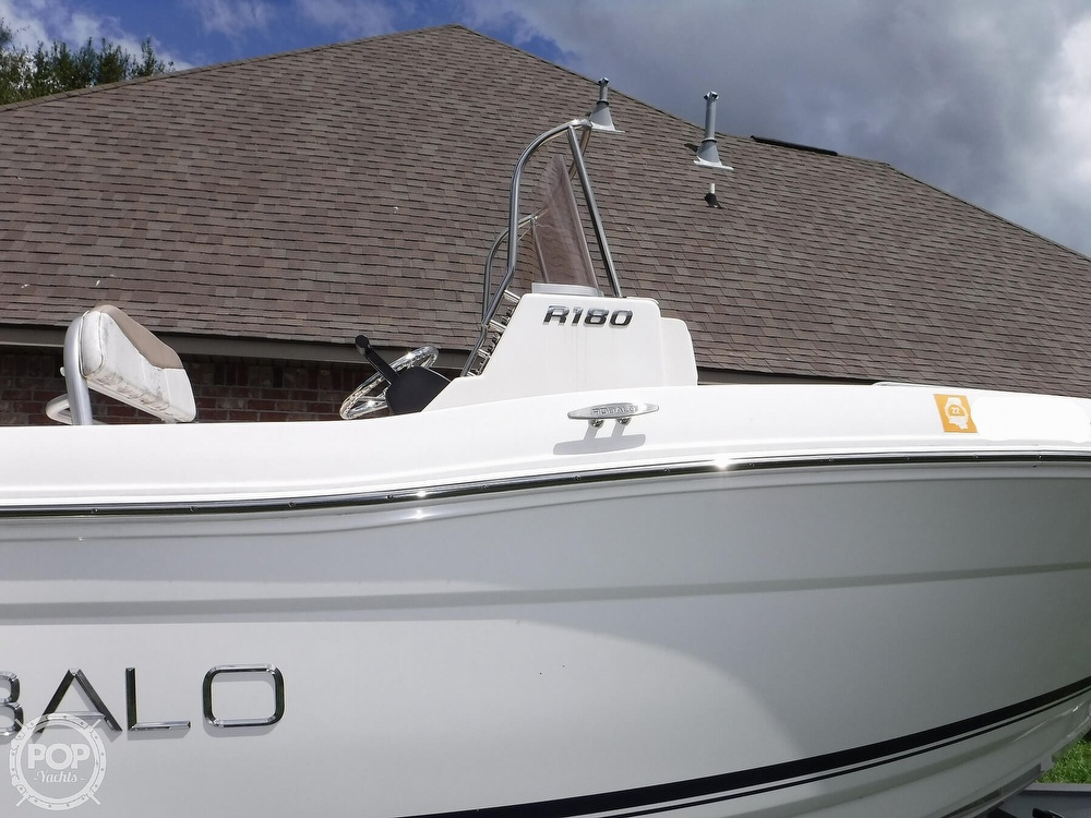 2018 Robalo boat for sale, model of the boat is R180 & Image # 18 of 40