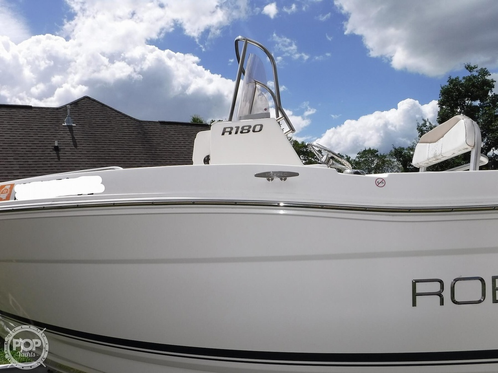 2018 Robalo boat for sale, model of the boat is R180 & Image # 27 of 40