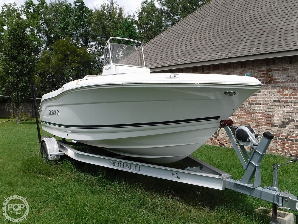 2018 Robalo boat for sale, model of the boat is R180 & Image # 40 of 40