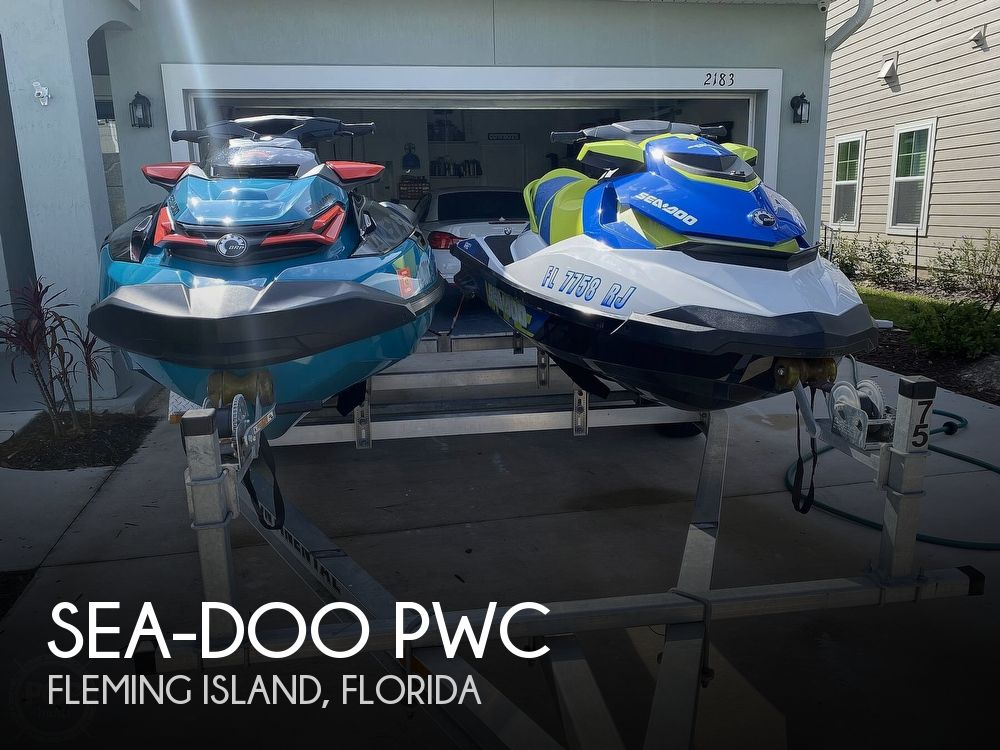 Used Sea-Doo Boats For Sale by owner | 2018 Sea-Doo Wake 230 Pro