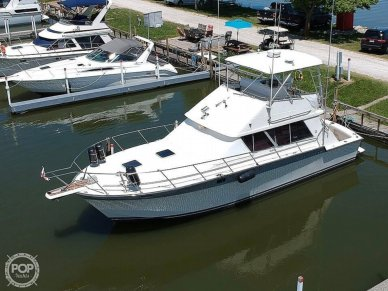 Silverton 40 Convertible, 40, for sale - $46,000